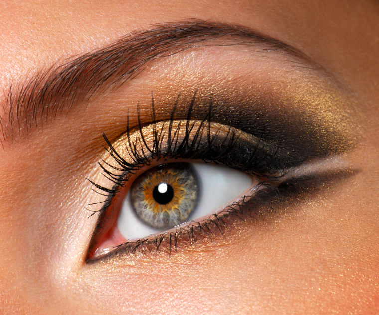 30 Gorgeous Eye Make Up Ideas For Your Attractive Eyes