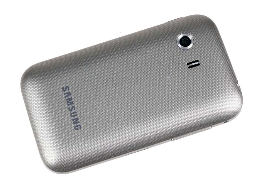 Samsung Wave Y S5380 - Features Specification Images
