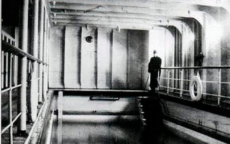 Interior Titanic Photos Xcitefun Net