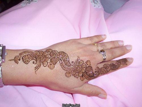 2012 bridal mehndi designs   xcitefun