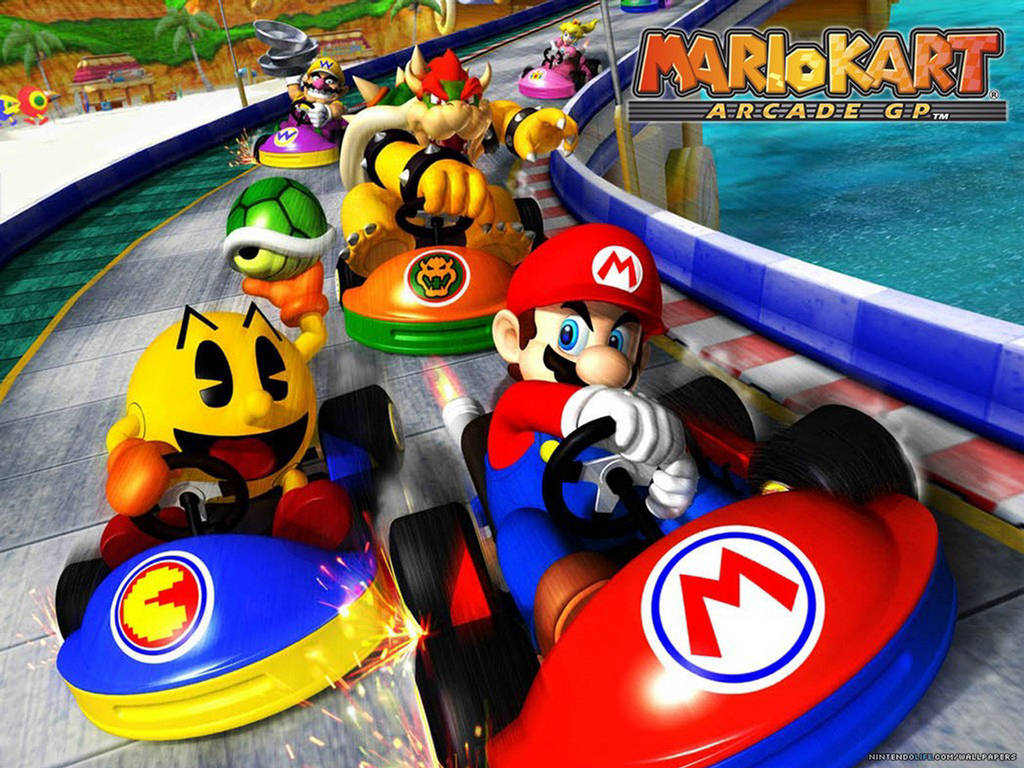 mario kart 7 wallpapers trailer gameplay xcitefun net
