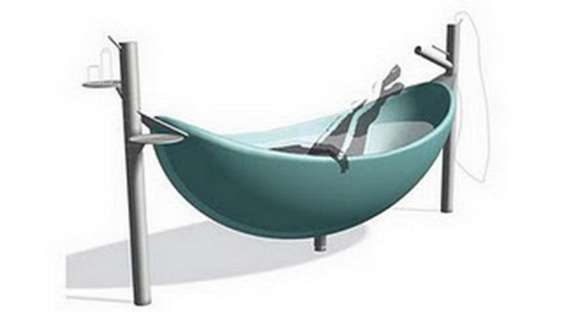 modern and stylish bathtub designs. Black Bedroom Furniture Sets. Home Design Ideas