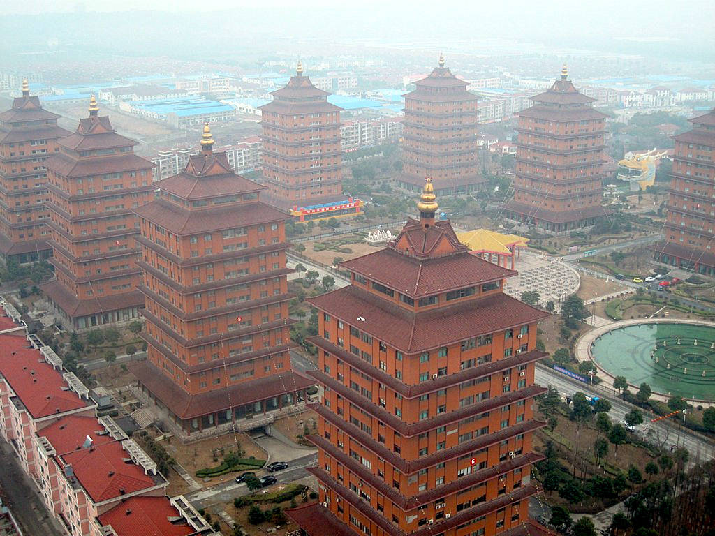 Richest Village of China  Huaxi Village