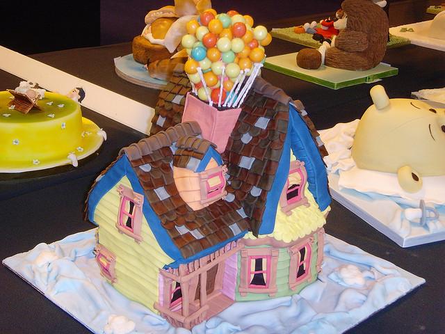 ~~Yummy Artistic Cream Cakes ~~ 275762,xcitefun-cake6