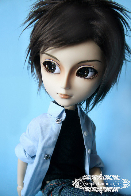 BJD Boy Dolls...New Look : Cute Babies