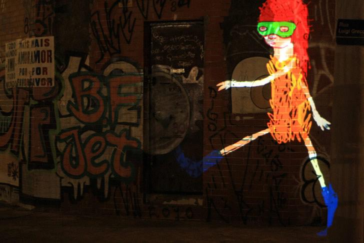 New Flash Laser Art
