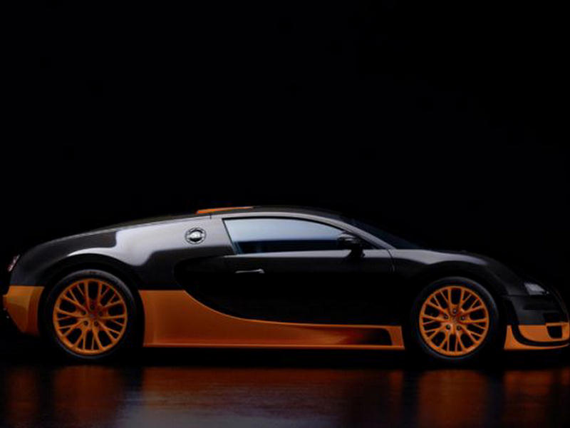 world 39 s fastest prodection car bugatti veyron super sports. Black Bedroom Furniture Sets. Home Design Ideas