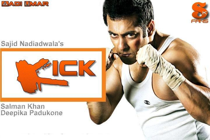 Salman Khan Kick First Look - XciteFun.net