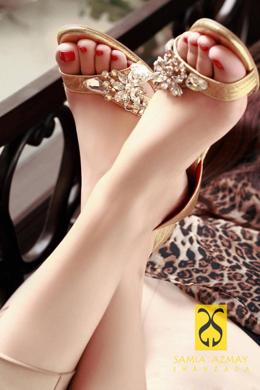 Bridal Sandals - Stylish Wedding Collection - XciteFun.net