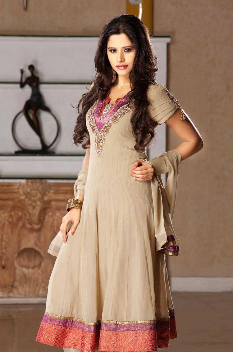 277573xcitefun chooridaar suits 8 - Churidar Salwar Kameez Frock - Designer Collection