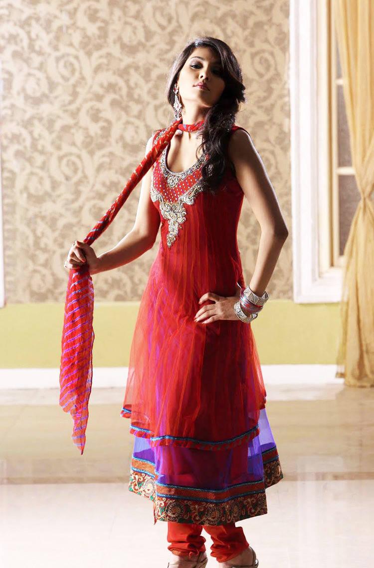 277575xcitefun chooridaar suits 6 - Churidar Salwar Kameez Frock - Designer Collection