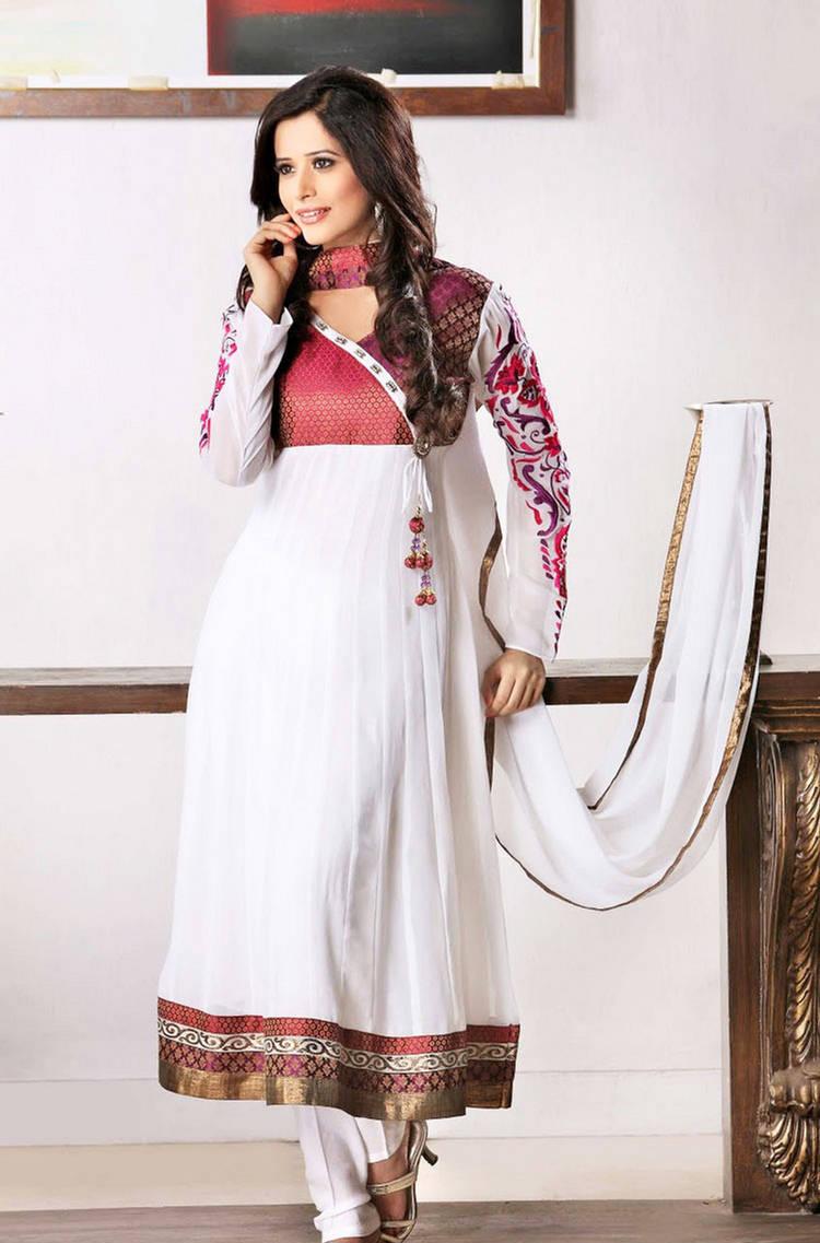 277579xcitefun chooridaar suits 2 - Churidar Salwar Kameez Frock - Designer Collection