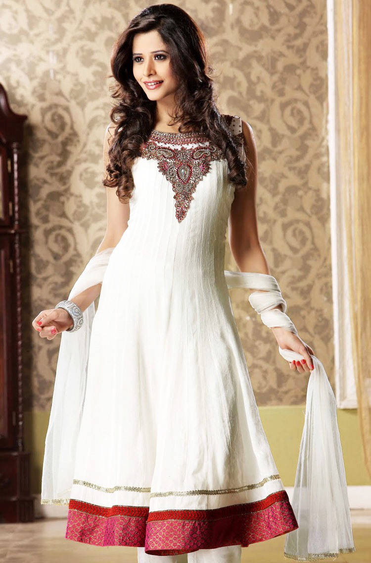 277587xcitefun chooridaar suits 14 - Churidar Salwar Kameez Frock - Designer Collection