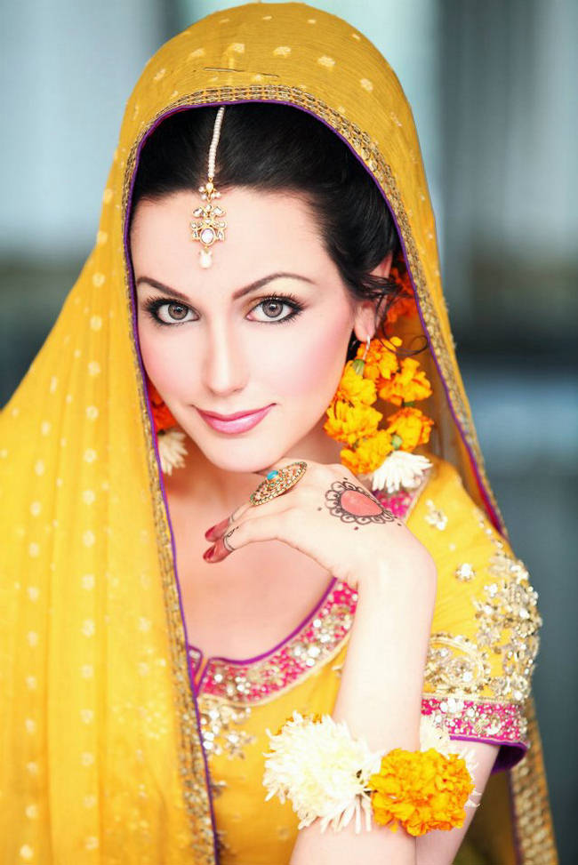Mehndi Flower Jewelry Uk : Aisha linnea bridal fantasy wedding album xcitefun