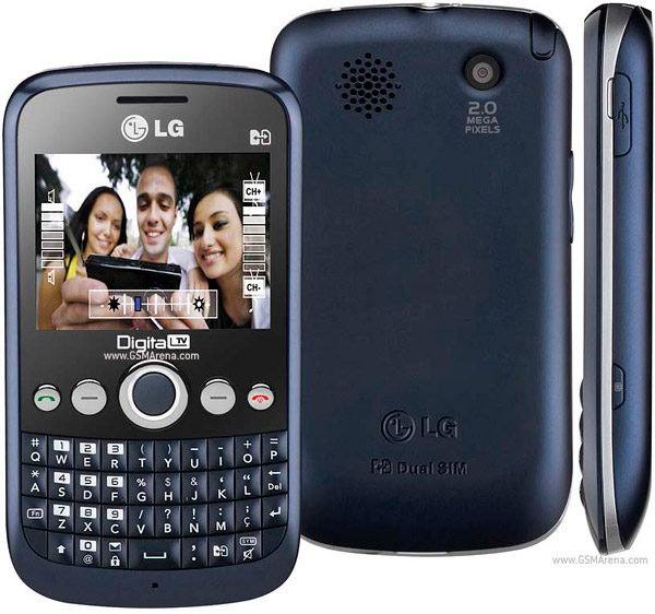 LG X350 Mobile Review  With Dual SIM And Mobile TV