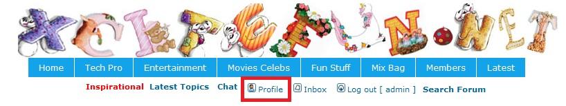 How To use custom image as avatar