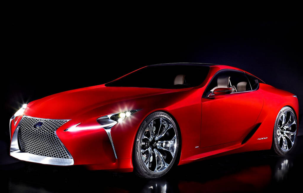 Car wallpapers lexus