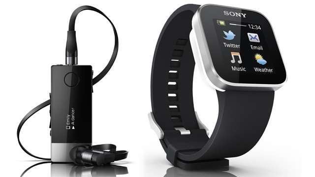 how to connect sony smartwatch to android phone
