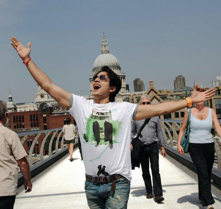 London paris new york ali zafar stills