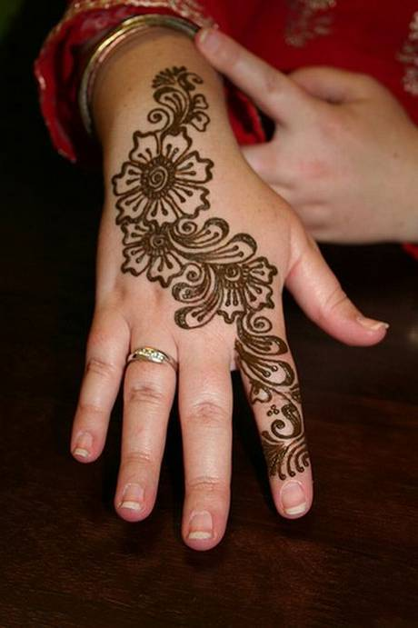 Most Beautiful Mehndi Designs Xcitefun Net
