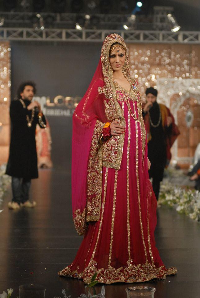 280303xcitefun sara rohale asghar bridal in pfdc loreal - Latest Bridal dresses