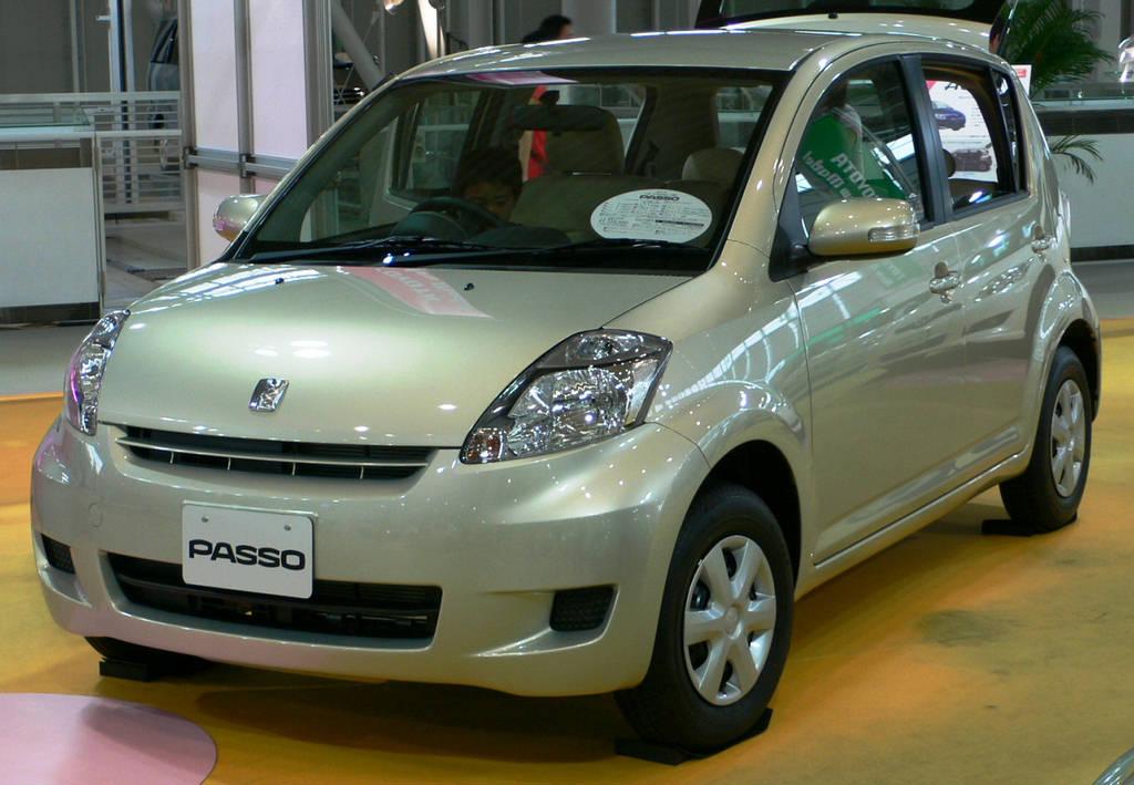 Toyota Mini Car Price In Pakistan