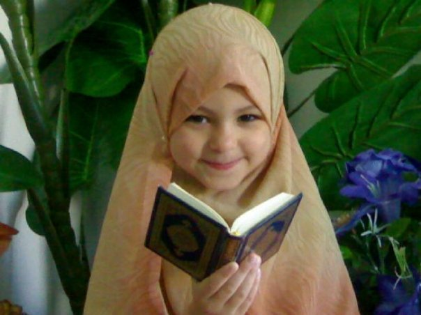 Cute Babies In Hijab
