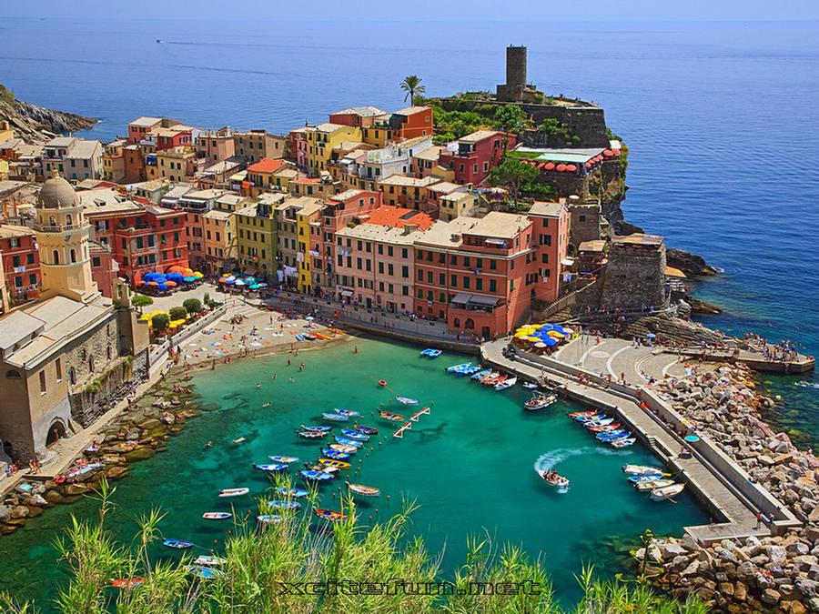 Cinque Terre National Park Italy
