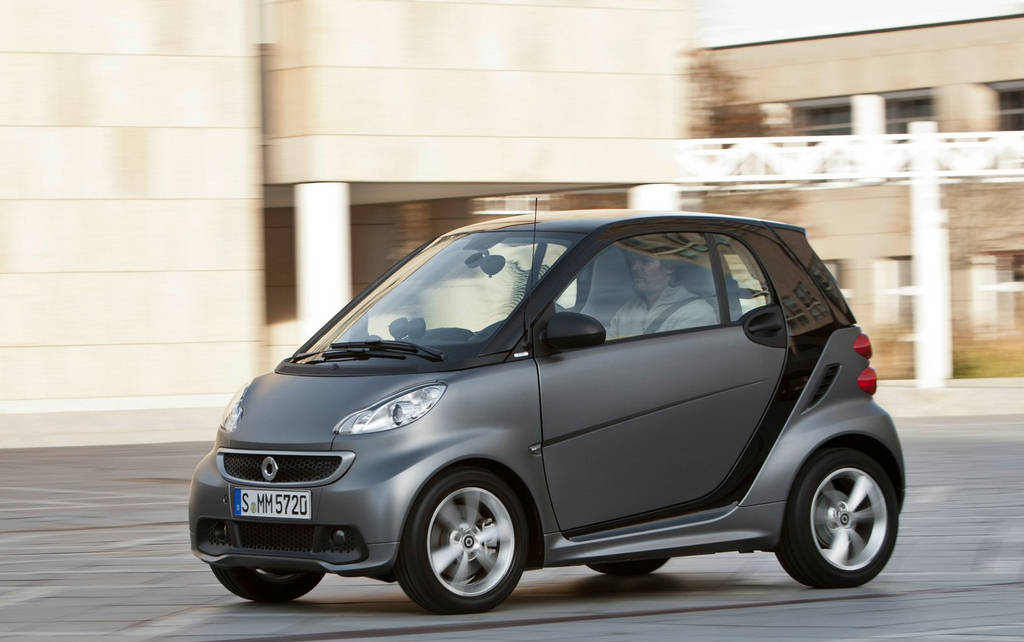 Smart Fortwo 2013  Car Wallpapers And Features