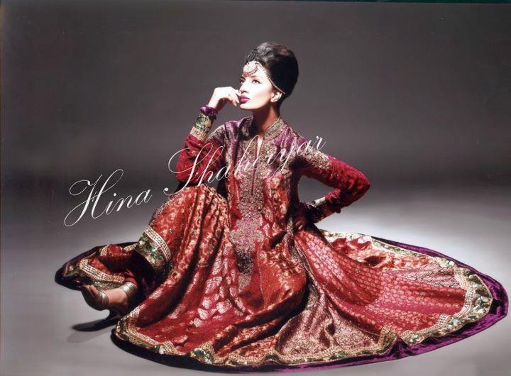 Hina Shaheryar Latest Collection 2012 - XciteFun.net
