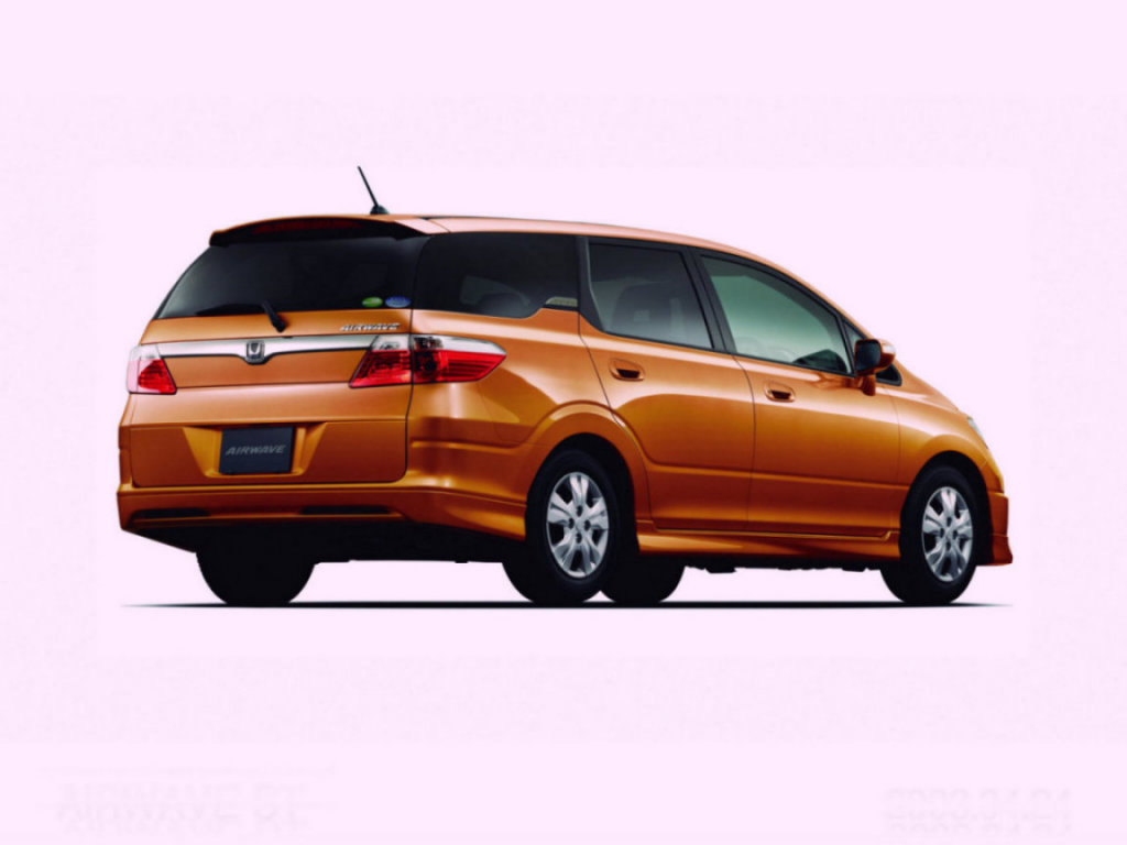 2005 honda airwave related infomation specifications for Honda in network