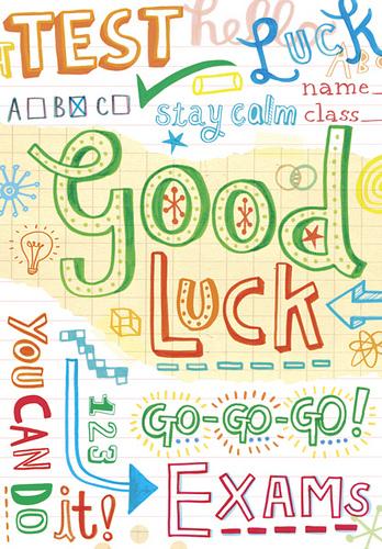 exam wish
