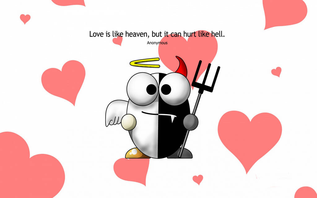 Best Valentines Day Lovely Quotes On Wallpapers Mobbi World