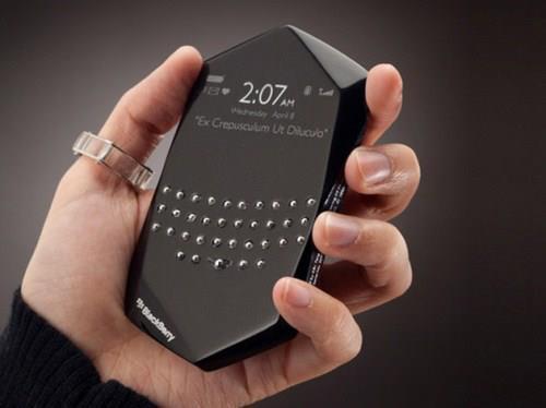 BlackBerry New Model