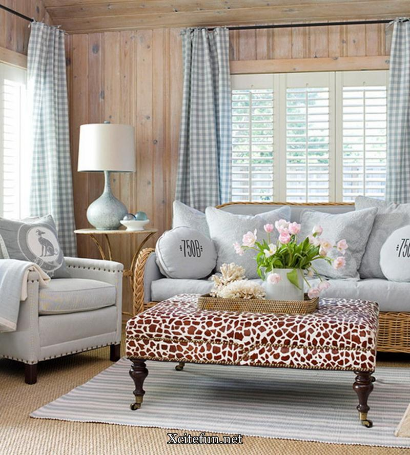 Decorating Your Home Fascinating With Cottage Style Living Room Decorating Ideas Pictures