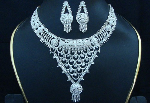 284950xcitefun silver bridal jewelry sets7 - ~~Awesome Silver Bridal Sets Colletion~~
