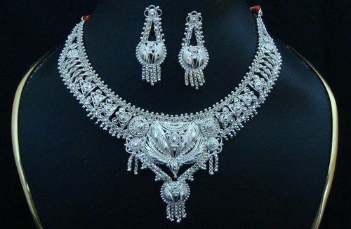 284951xcitefun silver bridal jewelry sets6 - ~~Awesome Silver Bridal Sets Colletion~~