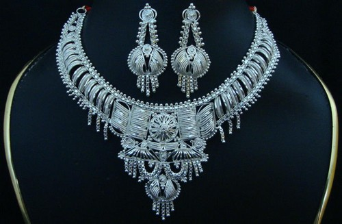 284952xcitefun silver bridal jewelry sets5 - ~~Awesome Silver Bridal Sets Colletion~~