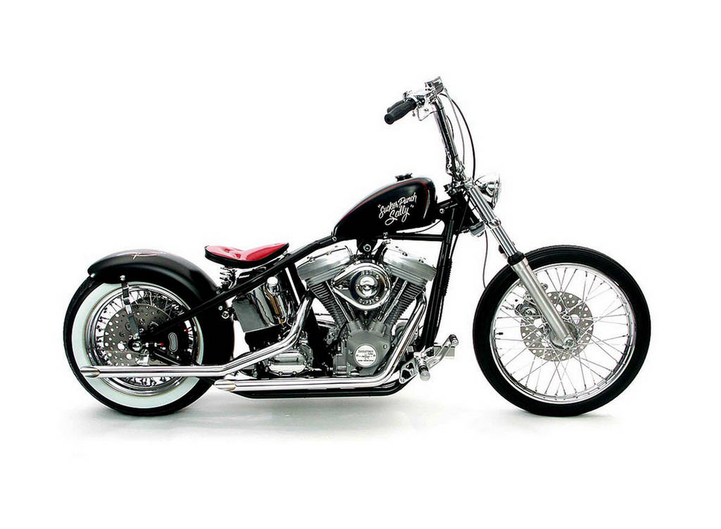 Chopper Bike Wallpapers - XciteFun.net