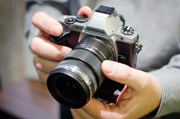 Olympus OM-D E-M5 Digital Camera Review