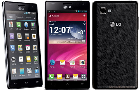 LG Optimus 4X HD P880 Harga dan Spesifikasi