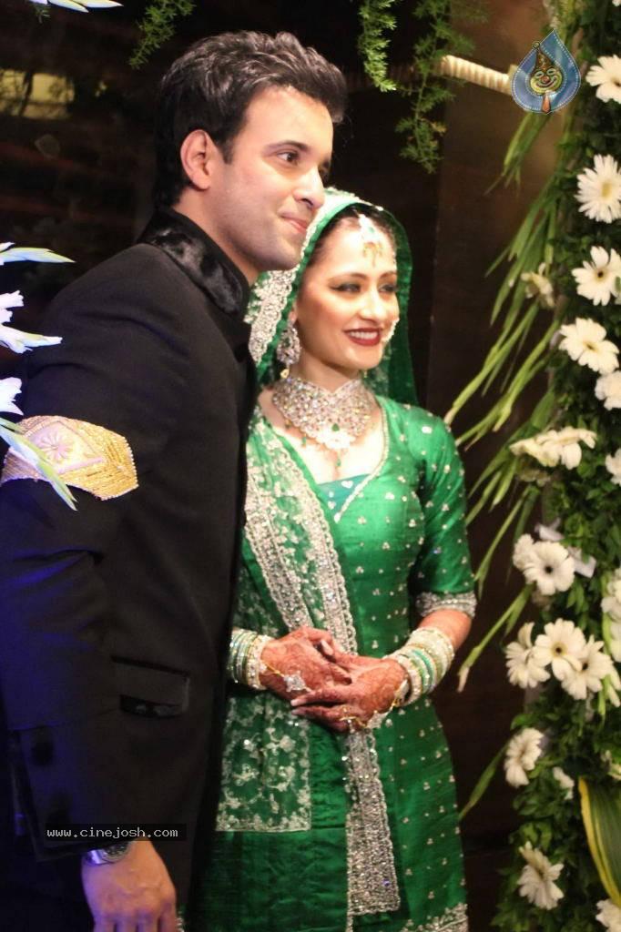 Aamir Ali and Sanjeeda Sheikh Wedding Wedding Pictures