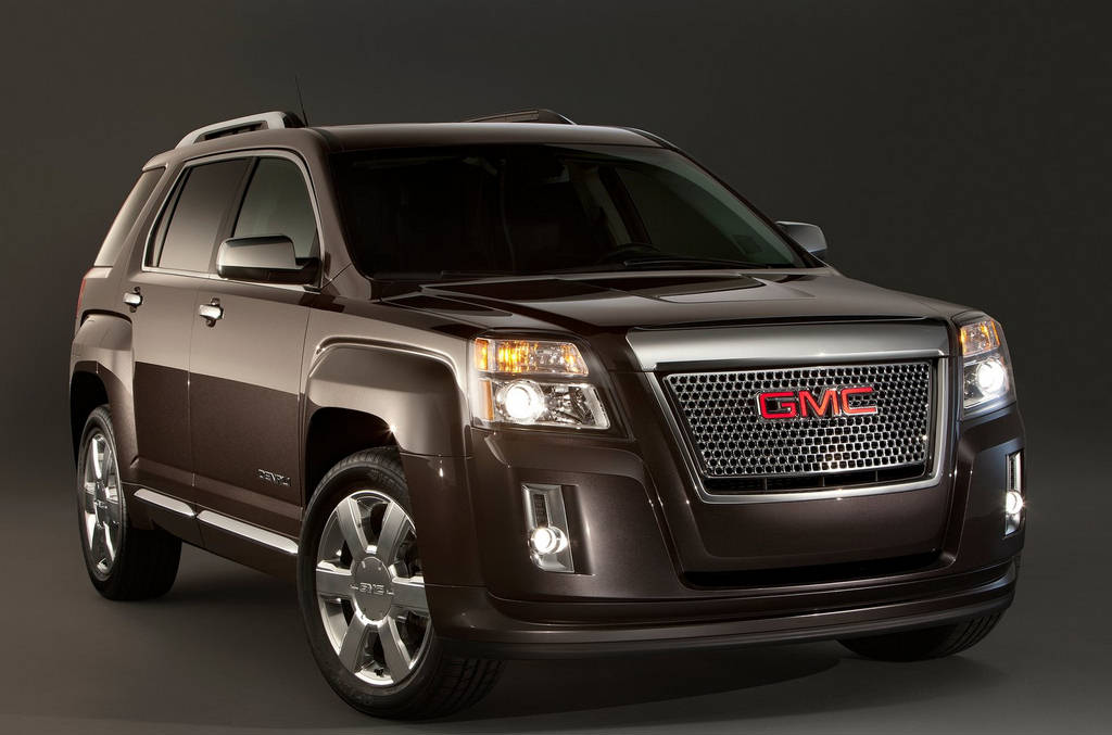 Gmc Terrain Denali 2013 Car New Wallpapers Xcitefun Net