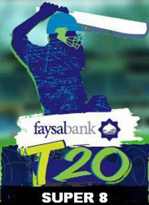 Faysal Bank T20 Cup 2012 Pakistan Schedule