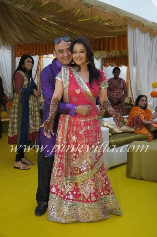 Reema Sen Wedding Pictures