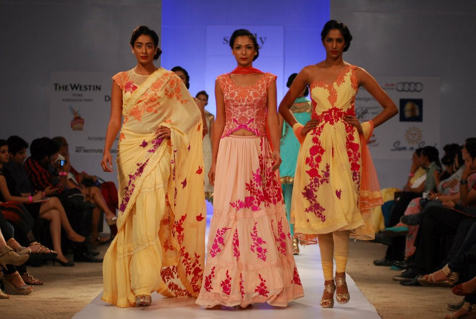 Abil Pune Fashion Week 2012