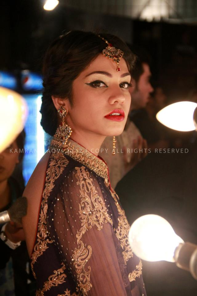 Rani Emaan Bridal Collection 2012 At Pantene Bridal Couture Week | Rachael Edwards