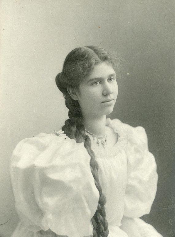victorian womens hair styles