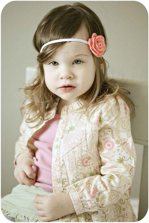 Hairstyles For Long Hair Little Girl : Long hairstyles for little girls