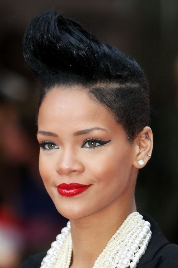 Sexy Hairstyles for Black Women 2012 - XciteFun.net